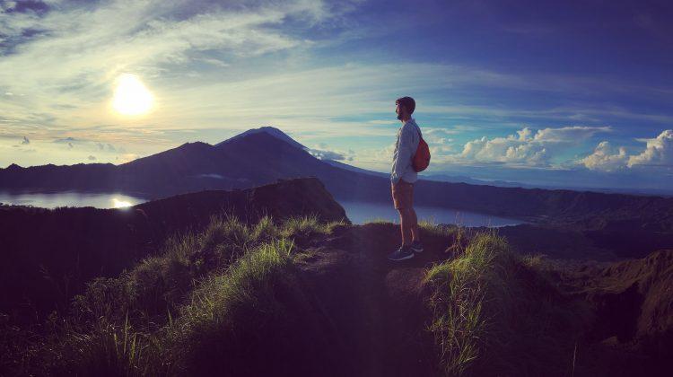 Hacer Trekking en el Volcán Batur, Bali. ¿Merece la pena?